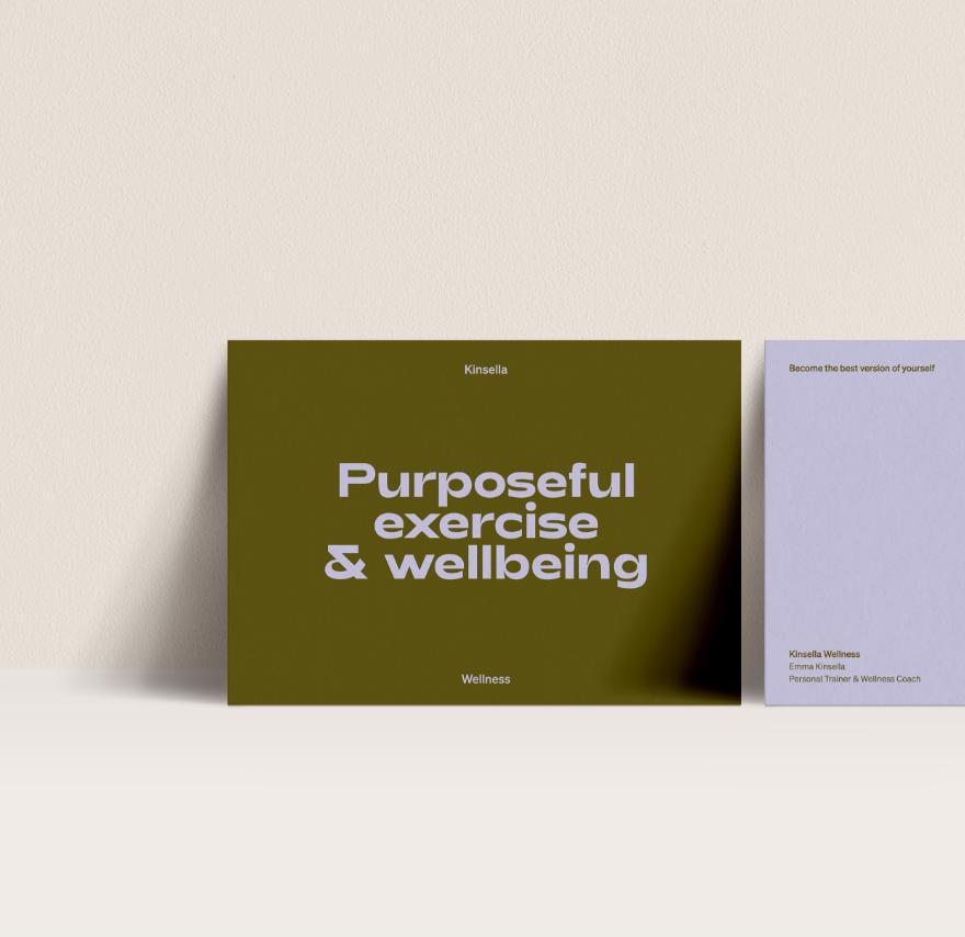 Kinsella Wellness - Smith & Peach Design Studio Auckland
